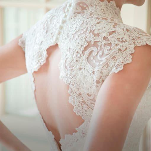 Tintorería - Vestido de novia